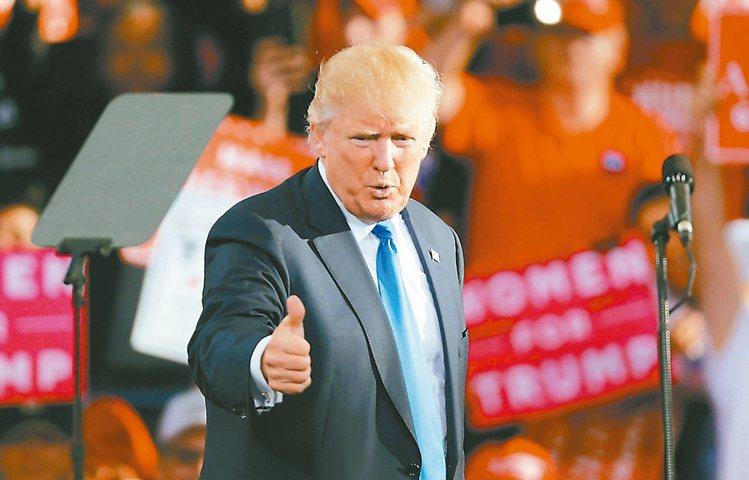 由於川普提倡「美國製造」等政策,並強調要讓美國再次偉大,使得「美國製造受惠股」蔚...