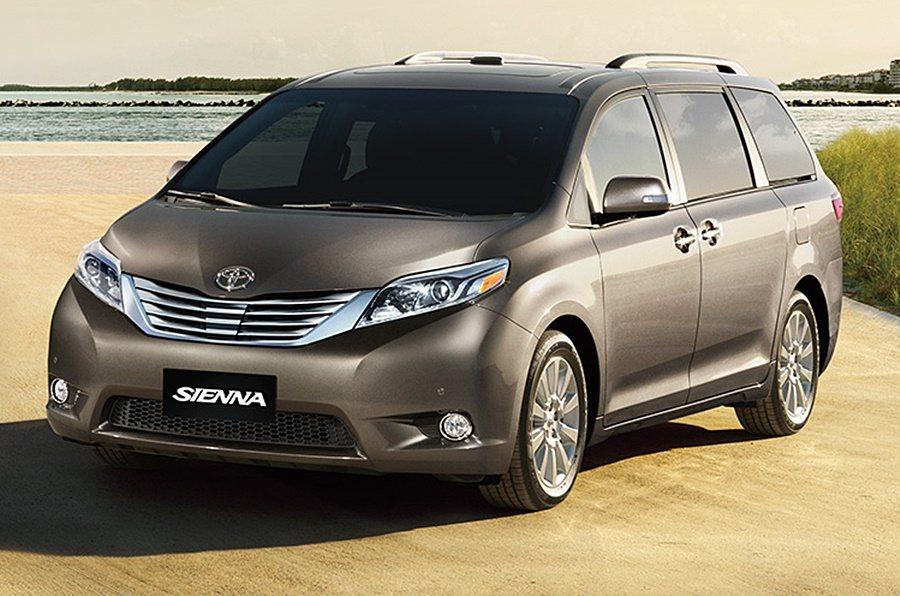 因電動滑門瑕疵,國內受影響的Sienna數量約200台,將會進行召修。 和泰汽車...