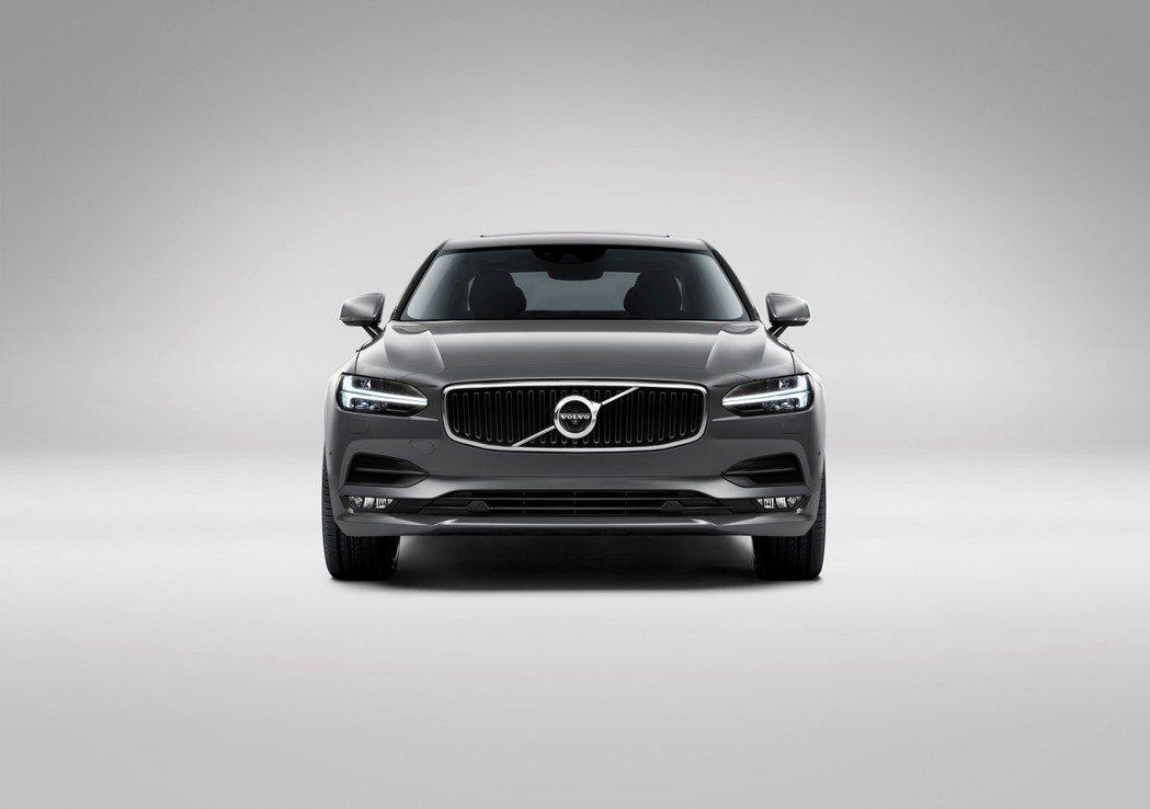 國際富豪汽車正式導入The New Volvo S90 Momentum。 圖/...