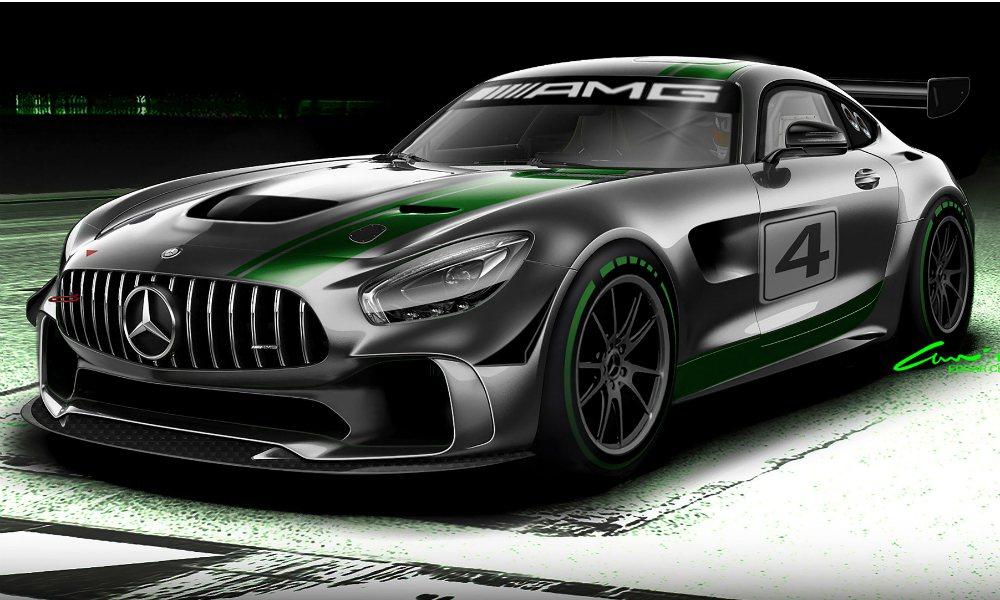摘自 Mercedes-AMG