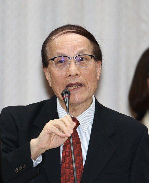 故宫院长陈其南。 图/联合报系资料照片