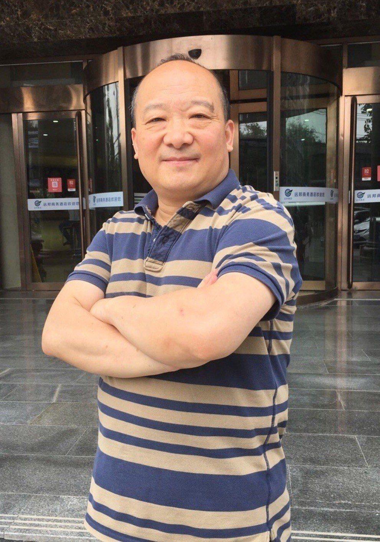 旅美大陆学者李毅。联合报系资料照