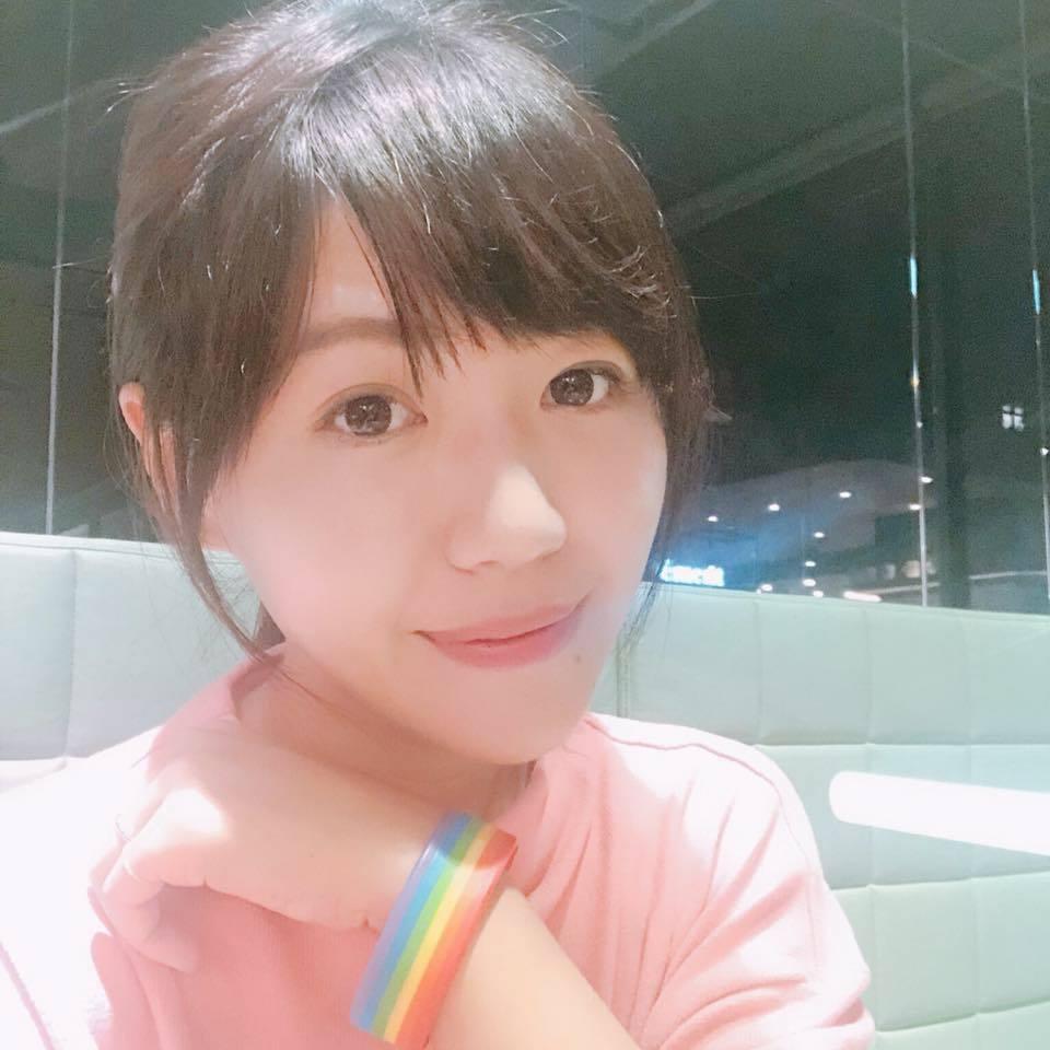 台北市议员吴沛忆。图/取自脸书