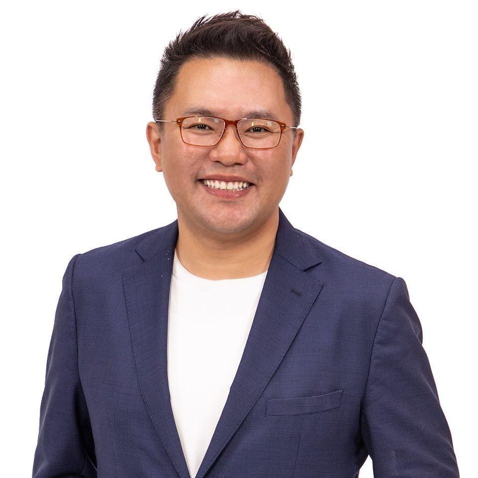 国民党台北市议员张斯纲。图/取自张斯纲脸书