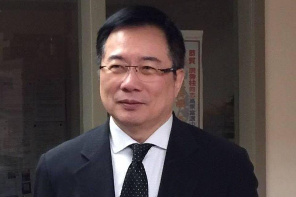 国民党政策会前执行长蔡正元。取自脸书