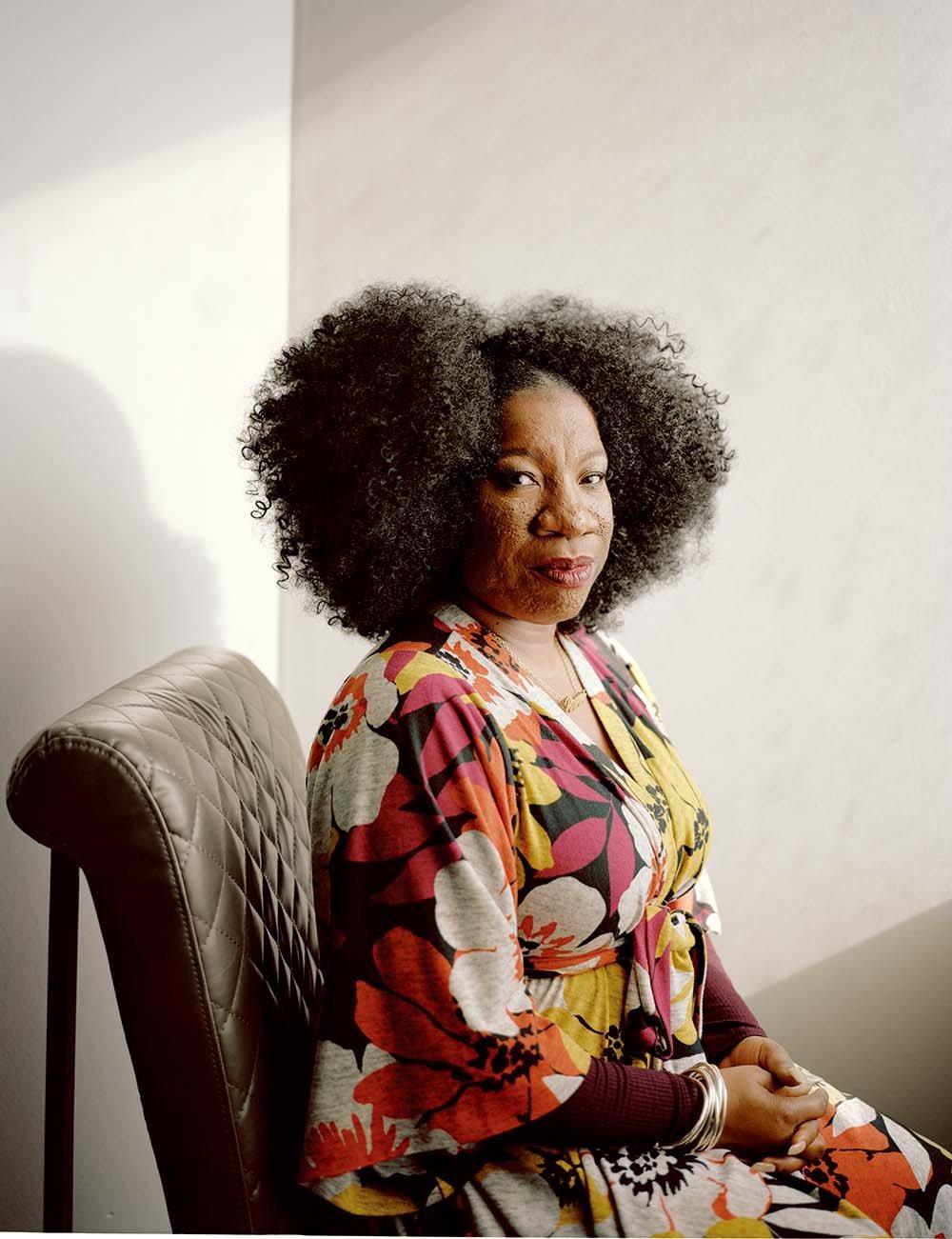 塔拉纳.伯克/住在布鲁克林的社会运动者,她以发起#METOO运动而为人所知。 如...