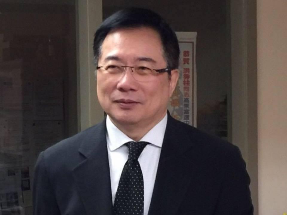 国民党前立委蔡正元。取自脸书