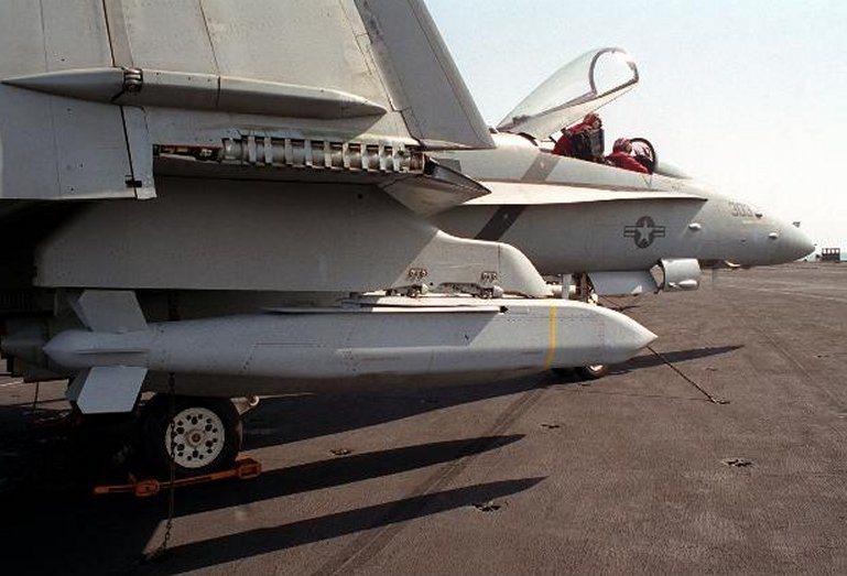 AGM-154C 遥攻炸弹。图/FAS网站