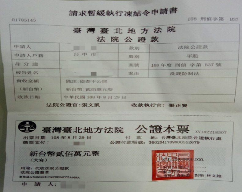 许嫌为首的诈骗集团以「假冒公务机关」文件,不法诈骗被害人。图/警方提供