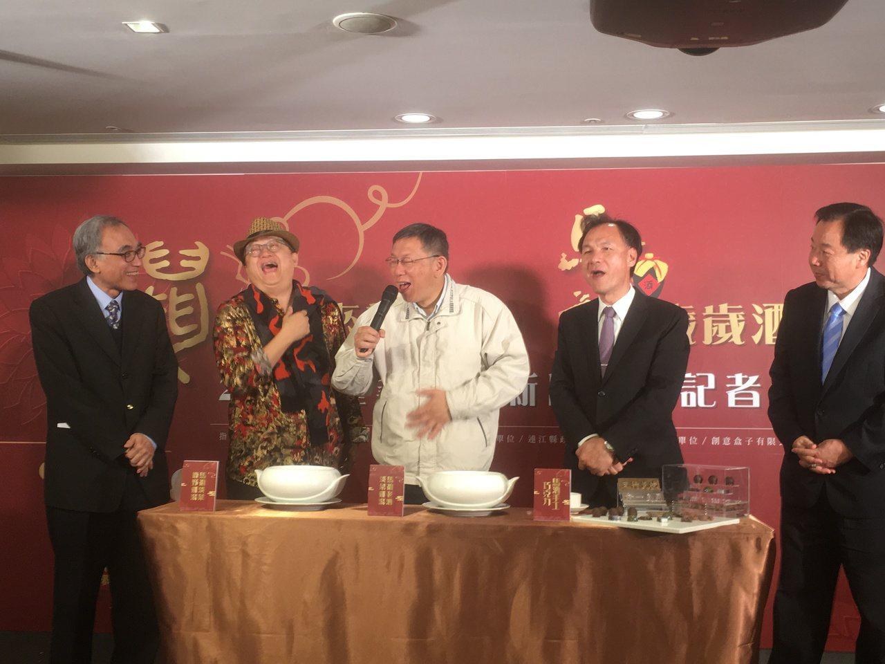 圣诞节及年节将至,民众开始陆续采买伴手礼与年菜,连江县政府抓准地方特色商机,推出...