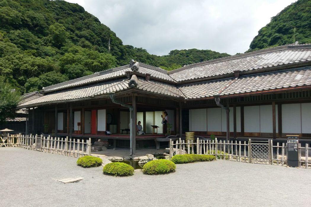 日本南九州:鹿儿岛(三)仙岩园记行
