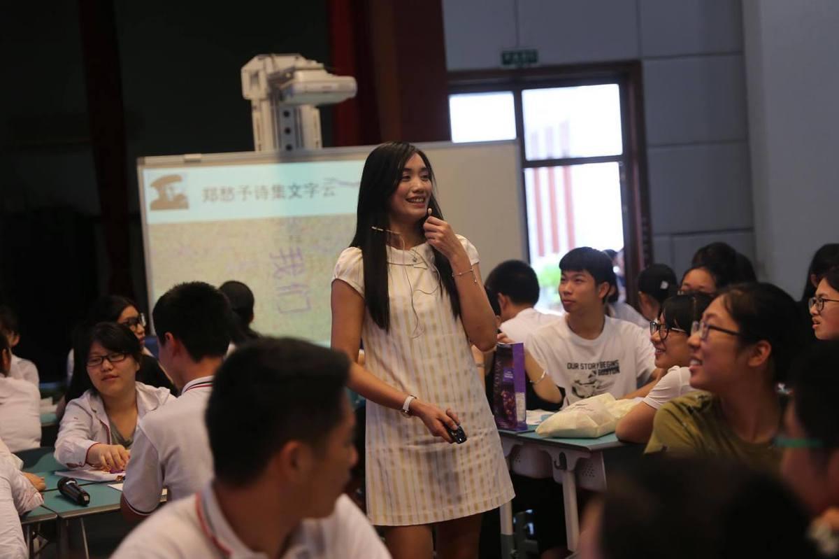 宋怡慧/波光瀲豔寧波行,千里跨界閱讀夢