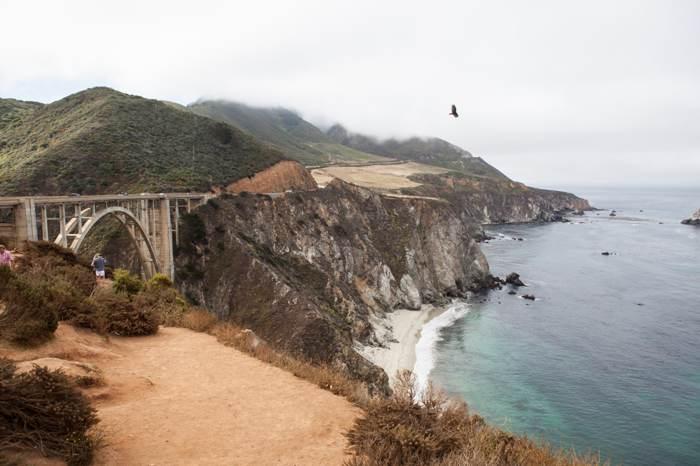 一生一定要去一次 加州1號公路