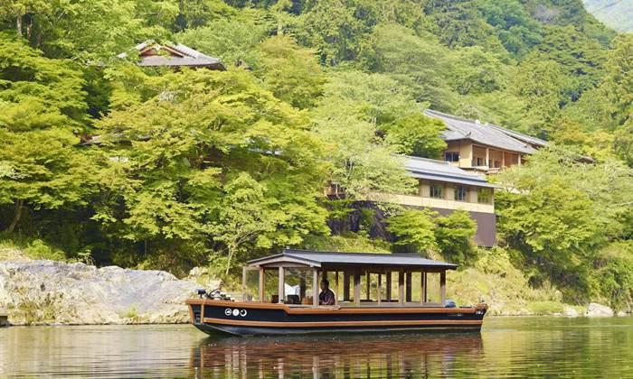 星野。初夏和風旅人慢遊(京都、嵐山、淡路島5日早去晚回)