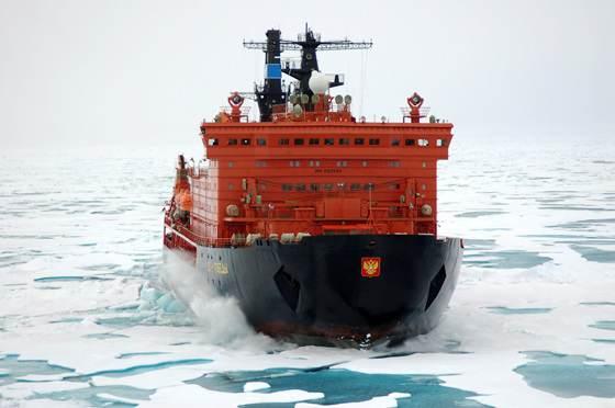 正北極極點90度奇航之旅