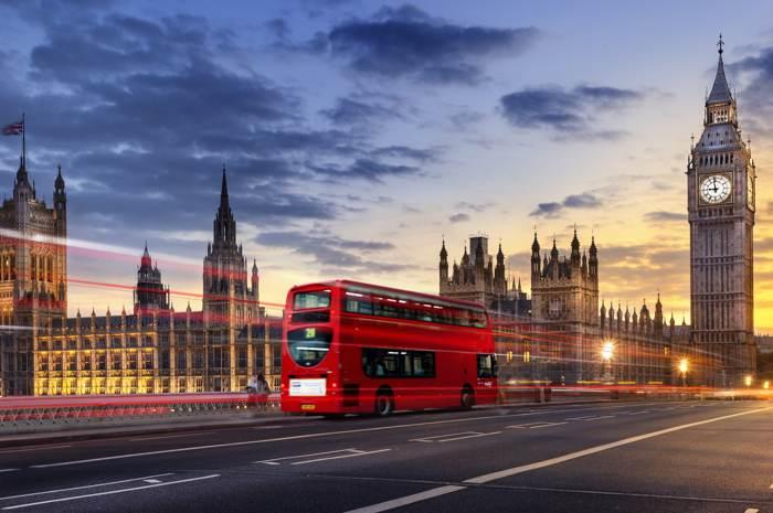 令人不禁著迷的倫敦風景