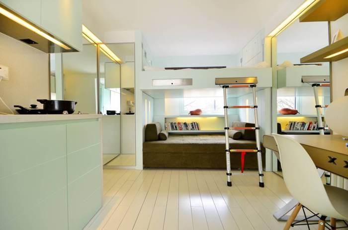 入住倫敦二區肯頓鎮的國際學生宿舍