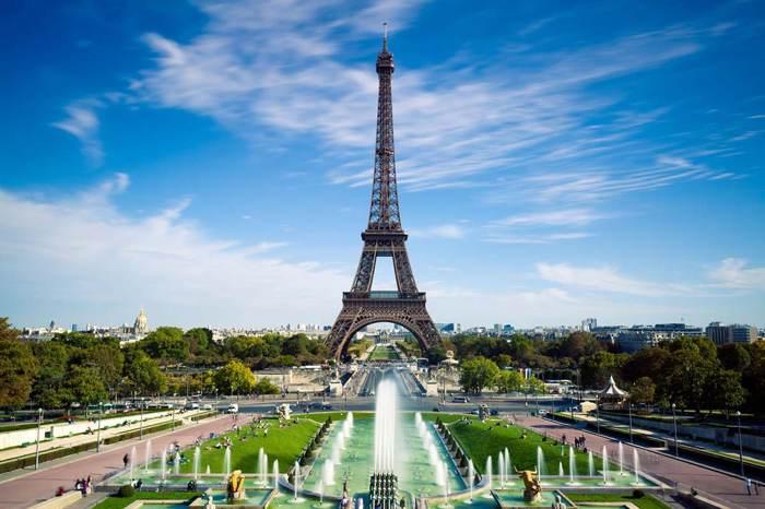 週末到法國巴黎小旅行