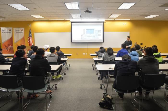 2017 美國矽谷機器人研習營