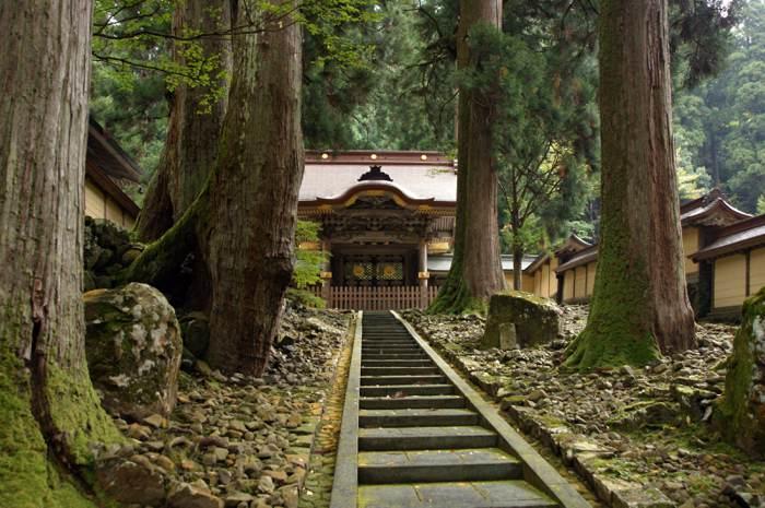 日本三大名寺永平寺