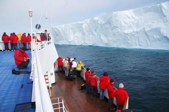 探索南極半島