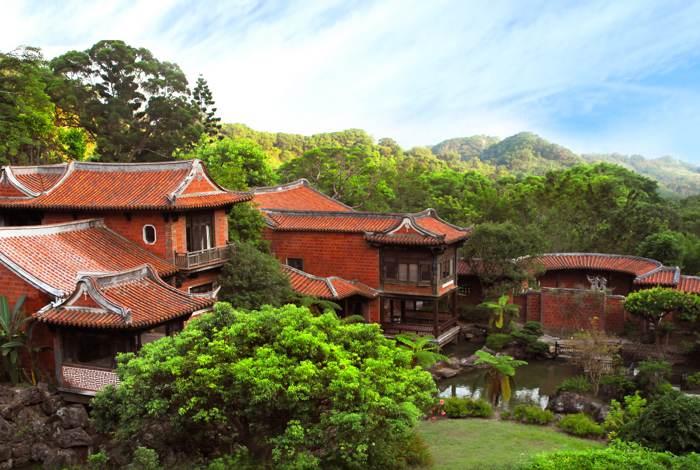 南園是全世界唯一東方人文江南閩式建築園古典園林