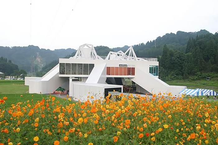 日本越後妻有大地藝術祭之旅