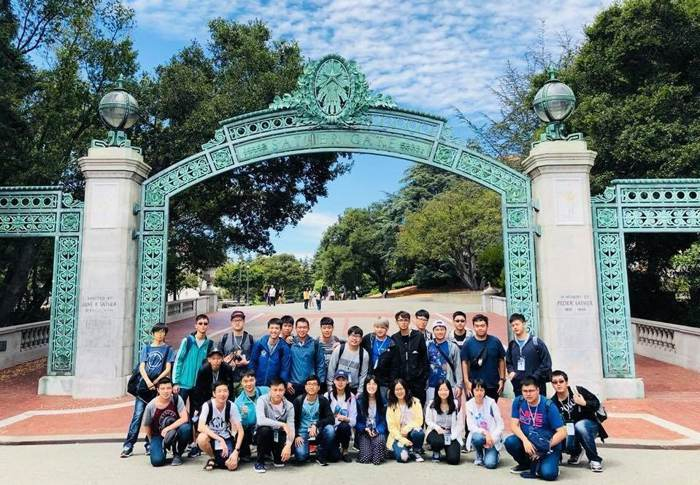 2019 第18屆矽谷科技冬令營