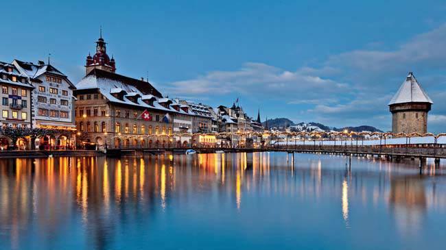 歐洲浪漫聖誕市集之旅