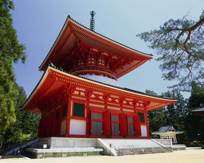 高野山 壇上伽藍/ 公益社團法人和歌 山縣觀光聯盟提供