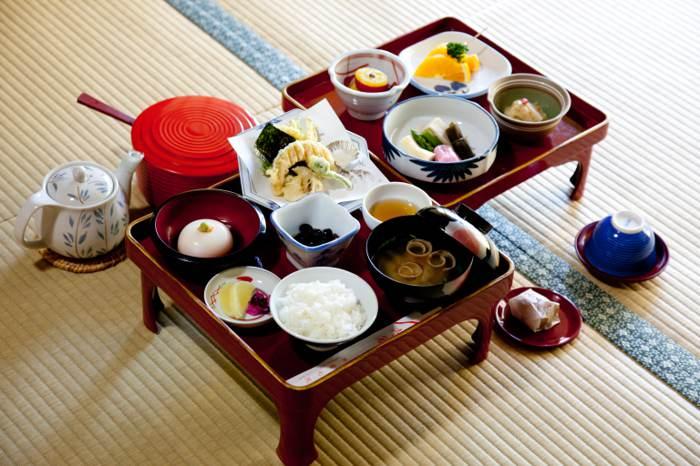 精進料理(示意)/公益社團法人和歌山縣觀光聯盟提供