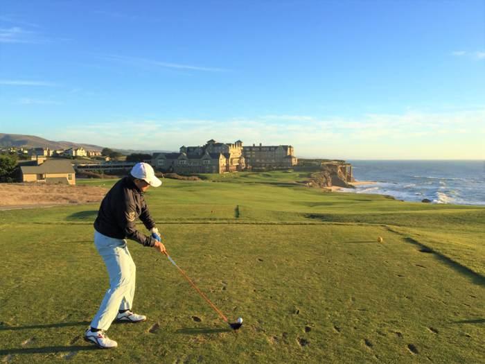 美國圓石灘高爾夫圓夢之旅