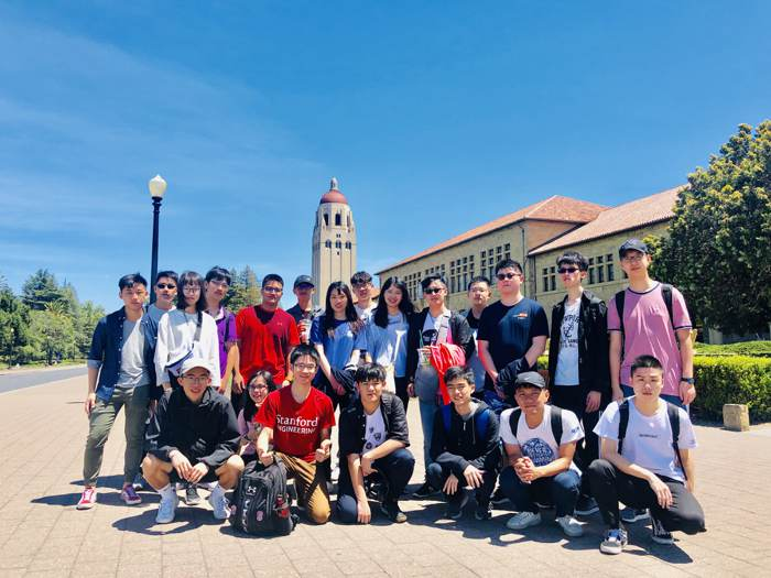 20th 美國矽谷科技冬令營