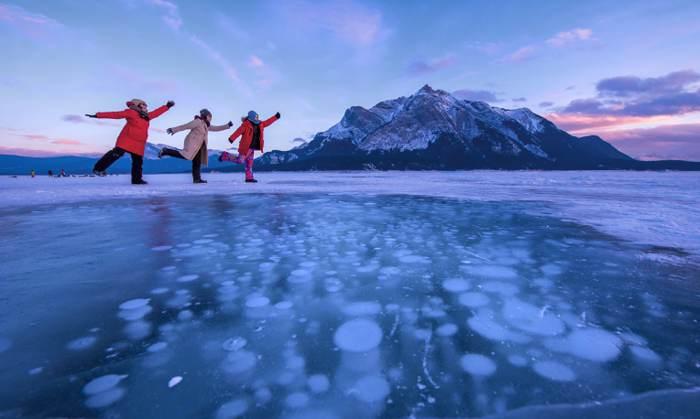 2020 加拿大洛磯山脈黃刀鎮極光攝影  13日深度探索