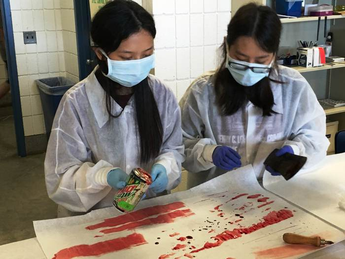 2020 CSI 李昌鈺鑑證科學營