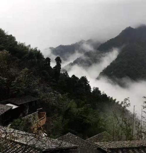 富春江之山居歲月