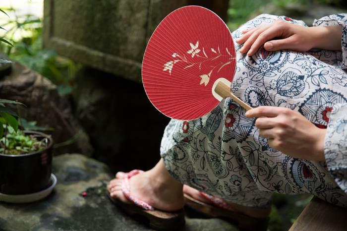 京都宇治古都散策之旅。初夏繡球桔梗花賞