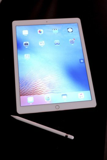 iPad Pro。圖/德誼數位提供