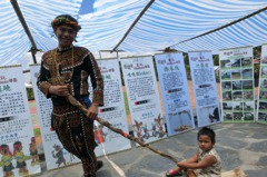 160種童玩隨你玩 安坡部落旅遊正夯