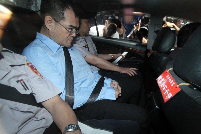 時任行政院秘書長林益世因涉入弊案遭特偵組查緝。 圖/聯合報系資料照片