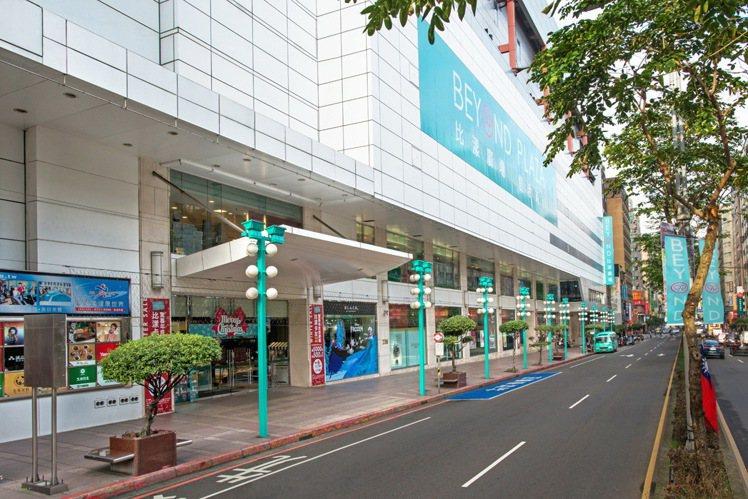 比漾廣場雙和店明年將進行大規模改裝。圖/比漾廣場提供