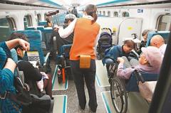 11輪椅席太少 兩廳院喊倍增