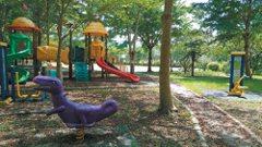 北埔運動公園活化 改設露營區