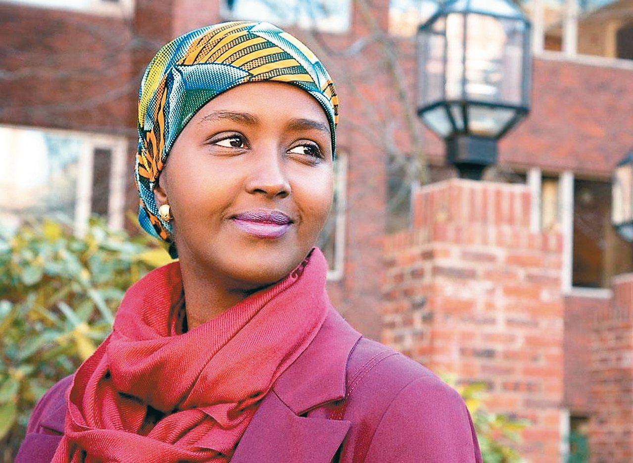 達伊布從流亡難民苦學成為聯合國公衛專家,如今她要回家鄉索馬利亞參選總統。 取自哈...