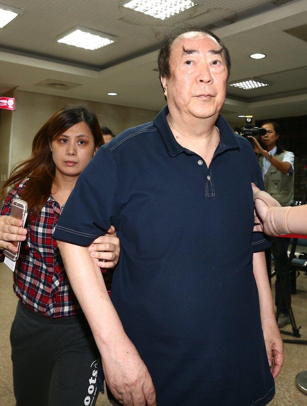 台北地檢署偵辦樂陞案,約談股市名人賈文中,他目前移送北檢複訊中。記者王騰毅/攝影