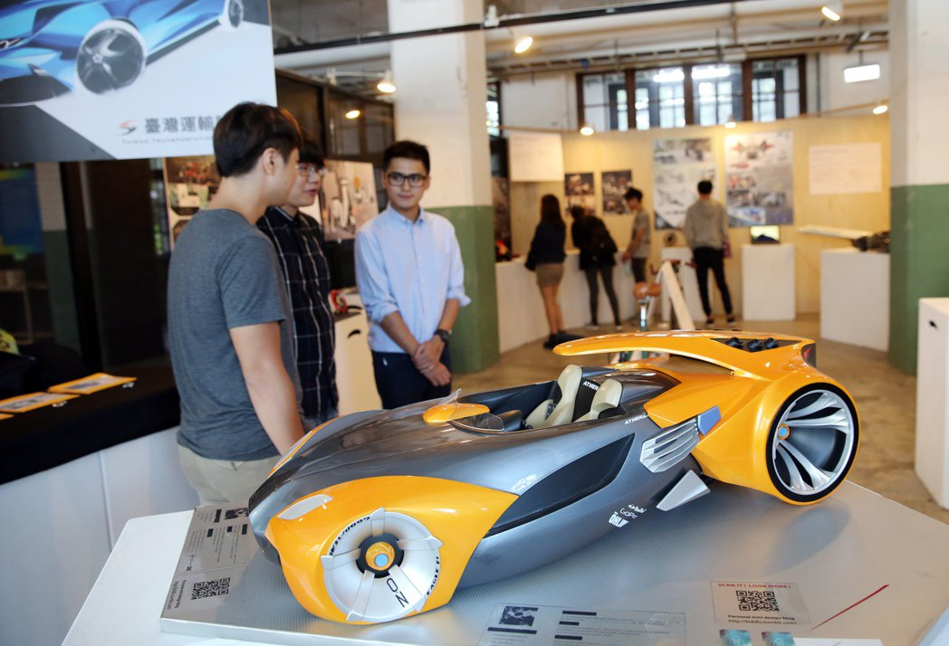 2016台灣設計師週包含展覽、設計論壇、工作坊等。記者徐兆玄/攝影