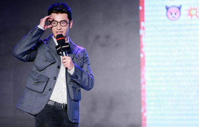 黃曉明自承曾經憂鬱症發作。圖/摘自騰訊娛樂