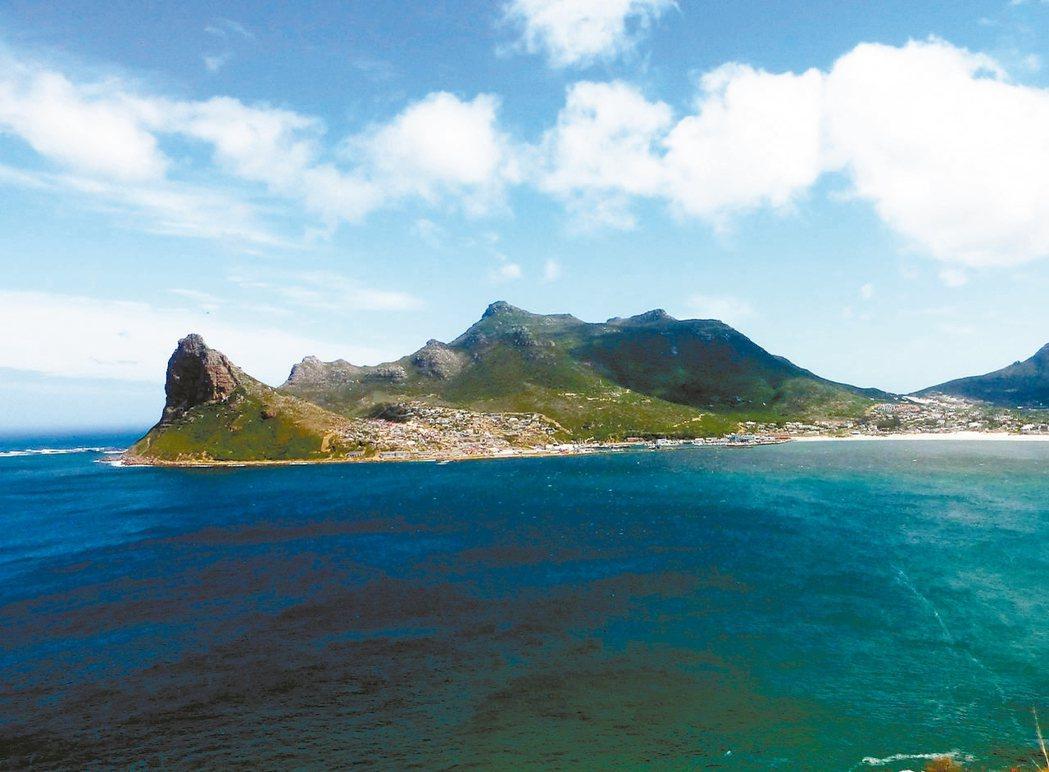 生活的風景在南非邂逅龜山島 圖/謝博光(台南市)