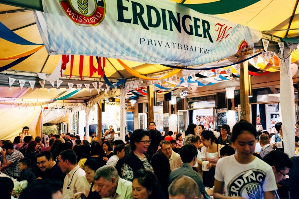 溫德啤酒節今年將於9月29日至10月16日登場。圖/溫德德式烘焙餐館提供