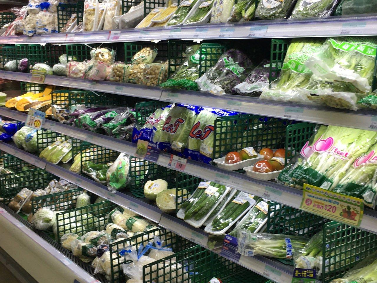 多吃蔬菜有益健康,但若沒有適當攝取油脂,高渣飲食缺少潤滑反而會導致便秘。記者江慧...